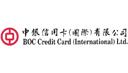 Jobs of BOC Credit Card (International) Ltd