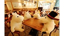 Jobs of Moomin Cafe