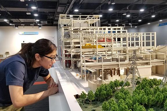 葉詠汶認為要趁年輕進修,期望文憑課程畢業後繼續升學,將來成為專業工程師。