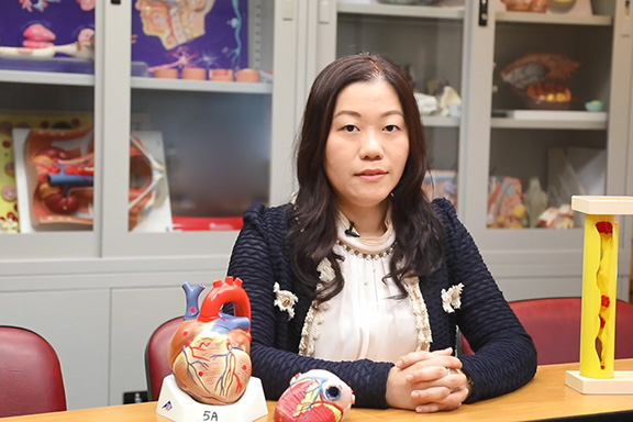 香港中文大學專業進修學院講師黃玉娟