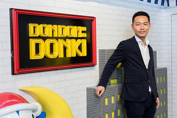 香港區區域總經理山崎先生說,公司短短1年內,店舖由1家增至3家,要感謝香港員工所作貢獻,並希望他們繼續努力,與公司一同成長。