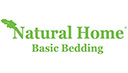 Natural Home Basic Bedding