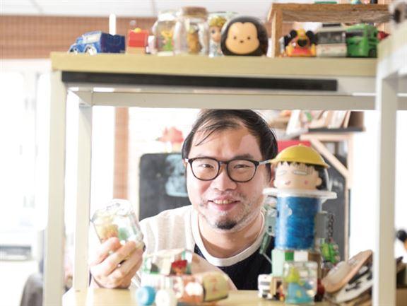 玩味Toy story  黎俊業(Paul)社企再生玩具店創辦人