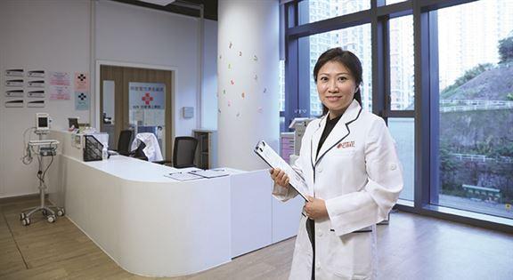 馮慕至說,在醫療行業發展,需不斷增值,擴闊知識層面。