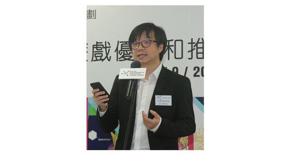 彭子傑說,近年內地大型遊戲開發公司積極到海外收購遊戲製作團隊,若本港公司打穩根基也有望成為收購對象擴大發展。