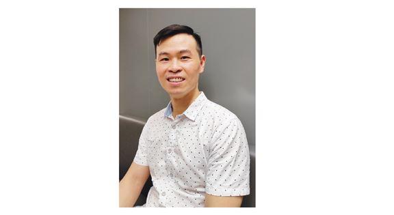 註冊物理治療師兼港專職業訓練學院「物理治療助理基礎證書」課程導師袁子威