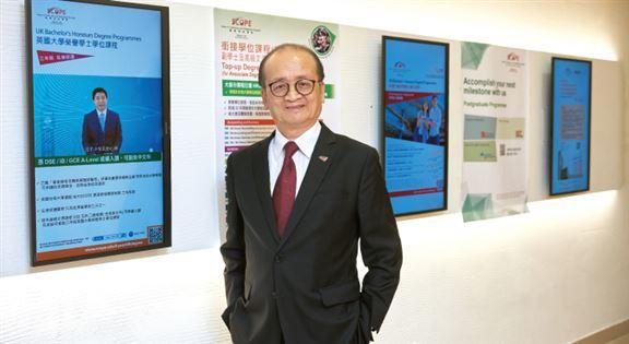 馬志强說,過去的50年,IT一直是增長最快的行業之一,證明他當年投身IT界的職業選擇正確。