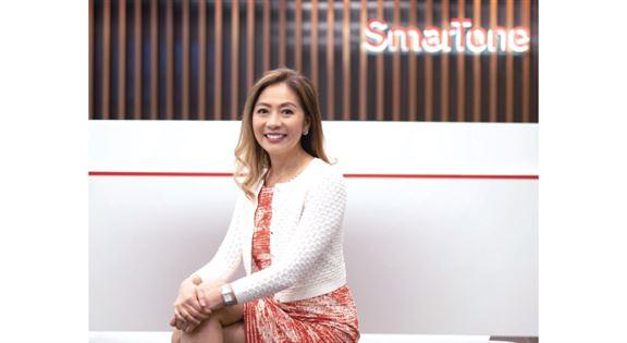林寶彤說,5G促進智慧城市發展,如開發智能交通、智慧商場系統等,為行業和人才帶來更多機遇。