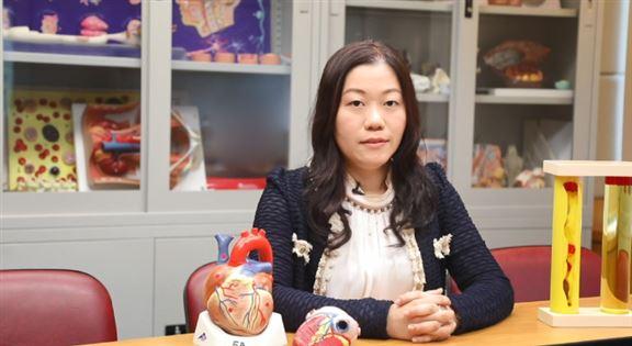 香港中文大學專業進修學院講師 黃玉娟