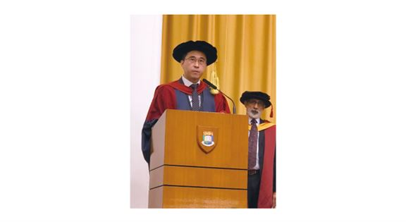 香港大學專業進修學院課程主任 王永禧博士