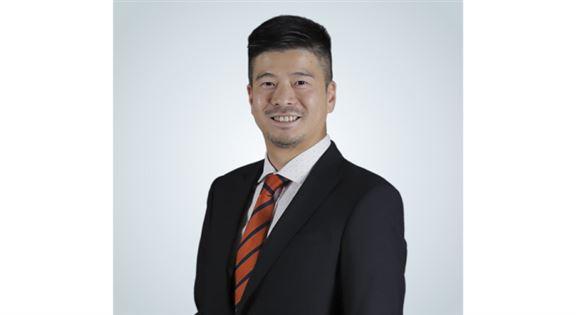金門樓宇建築部董事黎國鴻