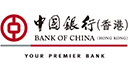 Bank Of China (Hong Kong Branch)<br/>中國銀行 (香港)